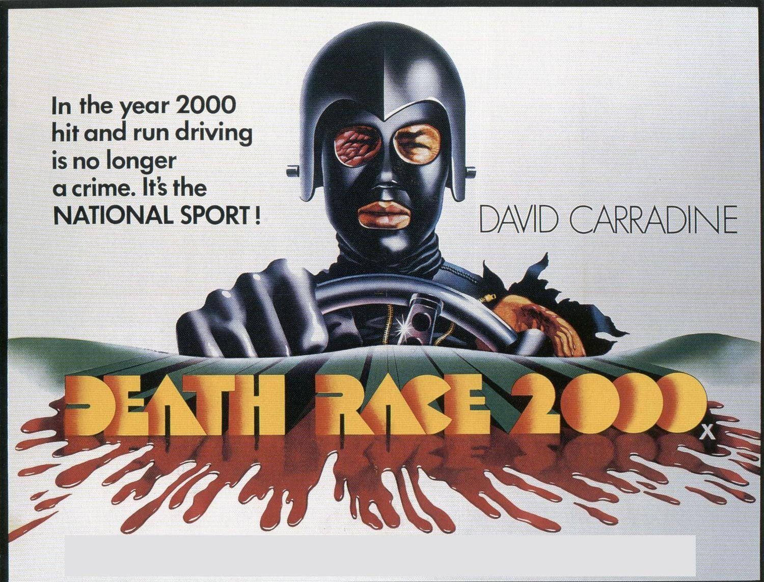 Movie - Death Race 2000  Wallpaper