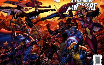 Comics - Avengers Wallpapers and Backgrounds ID : 211870