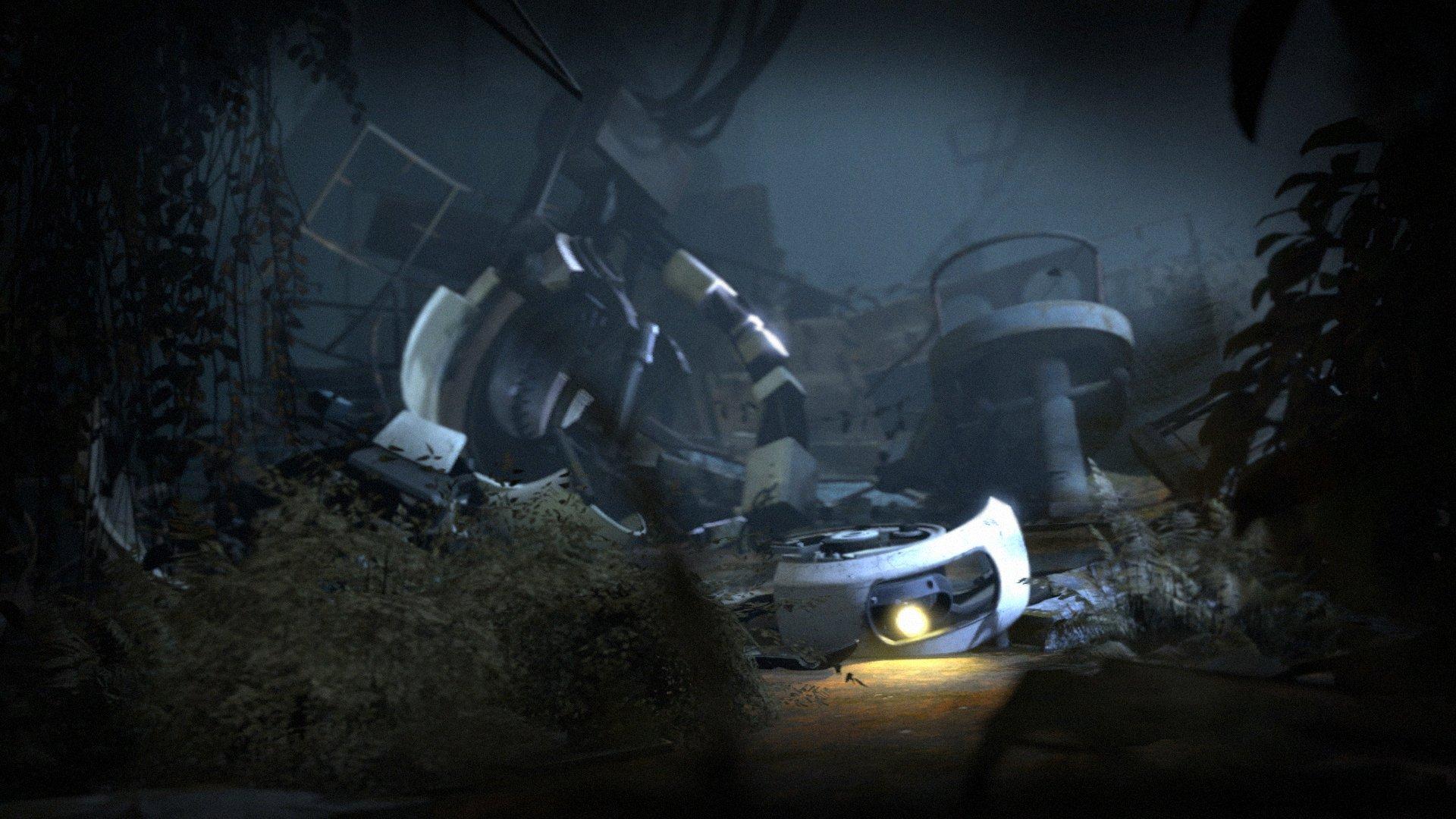 Portal 2 HD Wallpaper