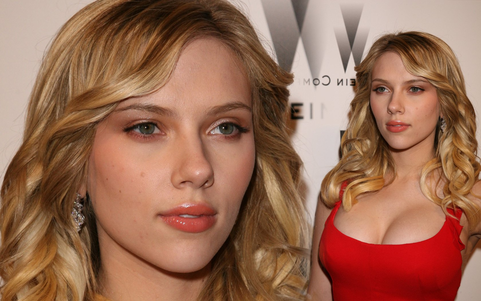 Celebrity - Scarlett Johansson  Woman Wallpaper