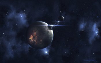 Sci Fi - Planets Wallpapers and Backgrounds ID : 212112