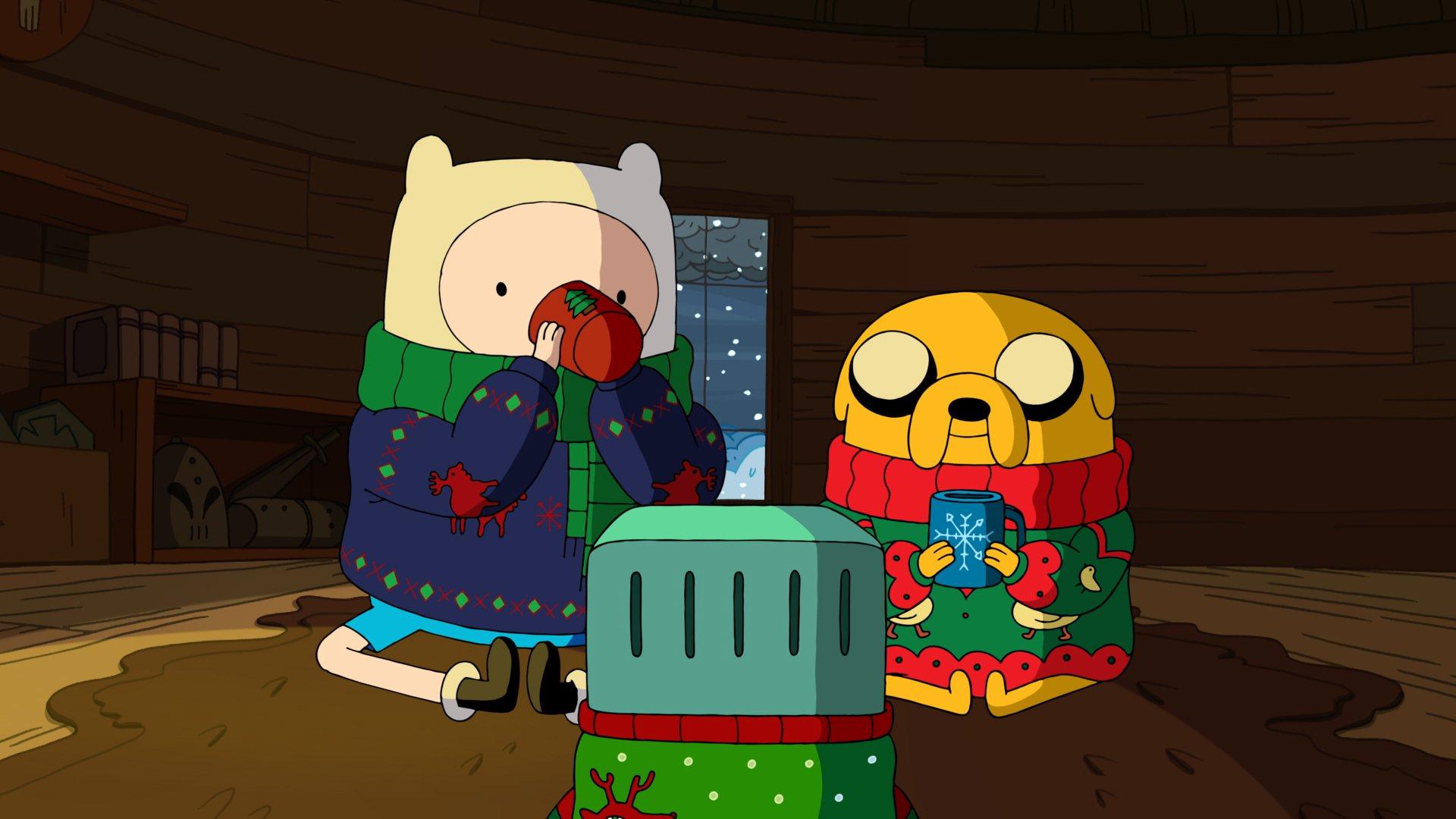 TV Show - Adventure Time  Finn the Human Jake the Dog Wallpaper