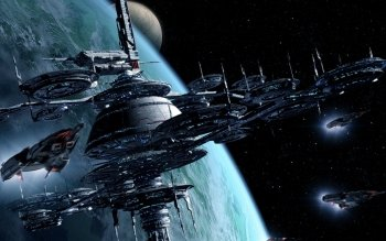 Sci Fi - Spaceport Wallpapers and Backgrounds ID : 213700