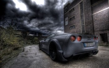 Vehicles - Chevrolet Corvette Wallpapers and Backgrounds ID : 213912