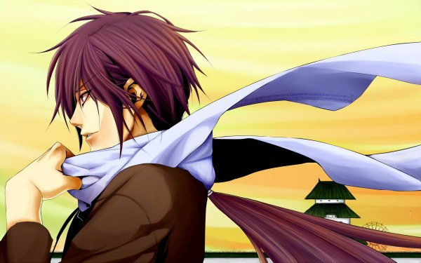 Anime Hakuouki Shinsengumi Kitan Saitou Hajime HD Wallpaper | Background Image