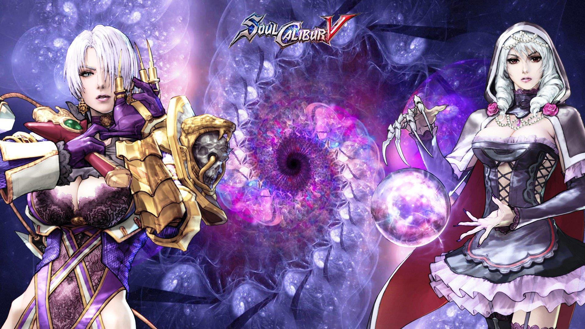 Soulcalibur computer wallpapers desktop backgrounds - Soul calibur wallpaper ...