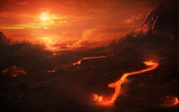 Sci Fi - Landscape Wallpapers and Backgrounds ID : 214290