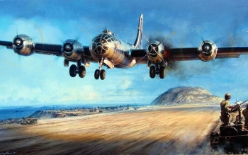 Military - Boeing B-29 Superfortress Wallpapers and Backgrounds ID : 214552