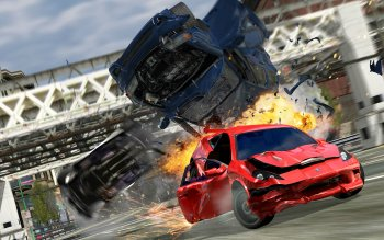 Videojuego - Burnout Wallpapers and Backgrounds ID : 214640