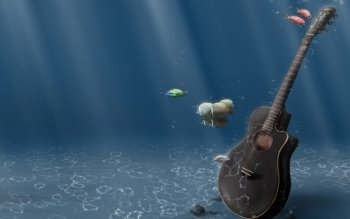 Music - Guitar Wallpapers and Backgrounds ID : 214882