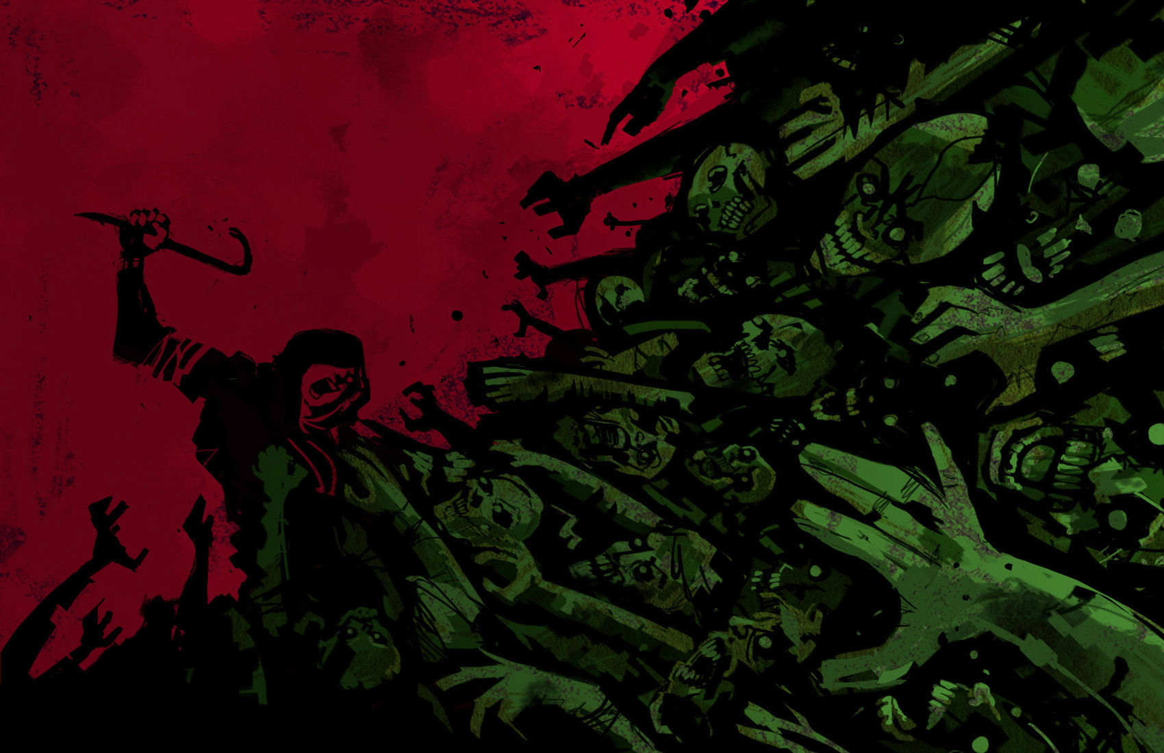 Zombie Wallpaper And Background