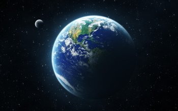 Earth - From Space Wallpapers and Backgrounds ID : 215682
