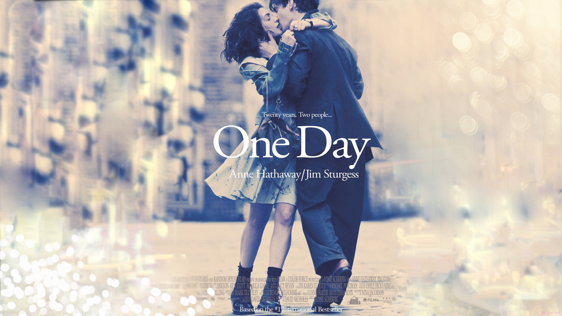 Movie - one day Wallpaper