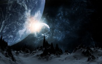 Sci Fi - Landscape Wallpapers and Backgrounds ID : 216732
