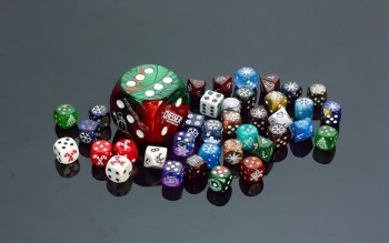 Juego - Dice Wallpapers and Backgrounds ID : 216882