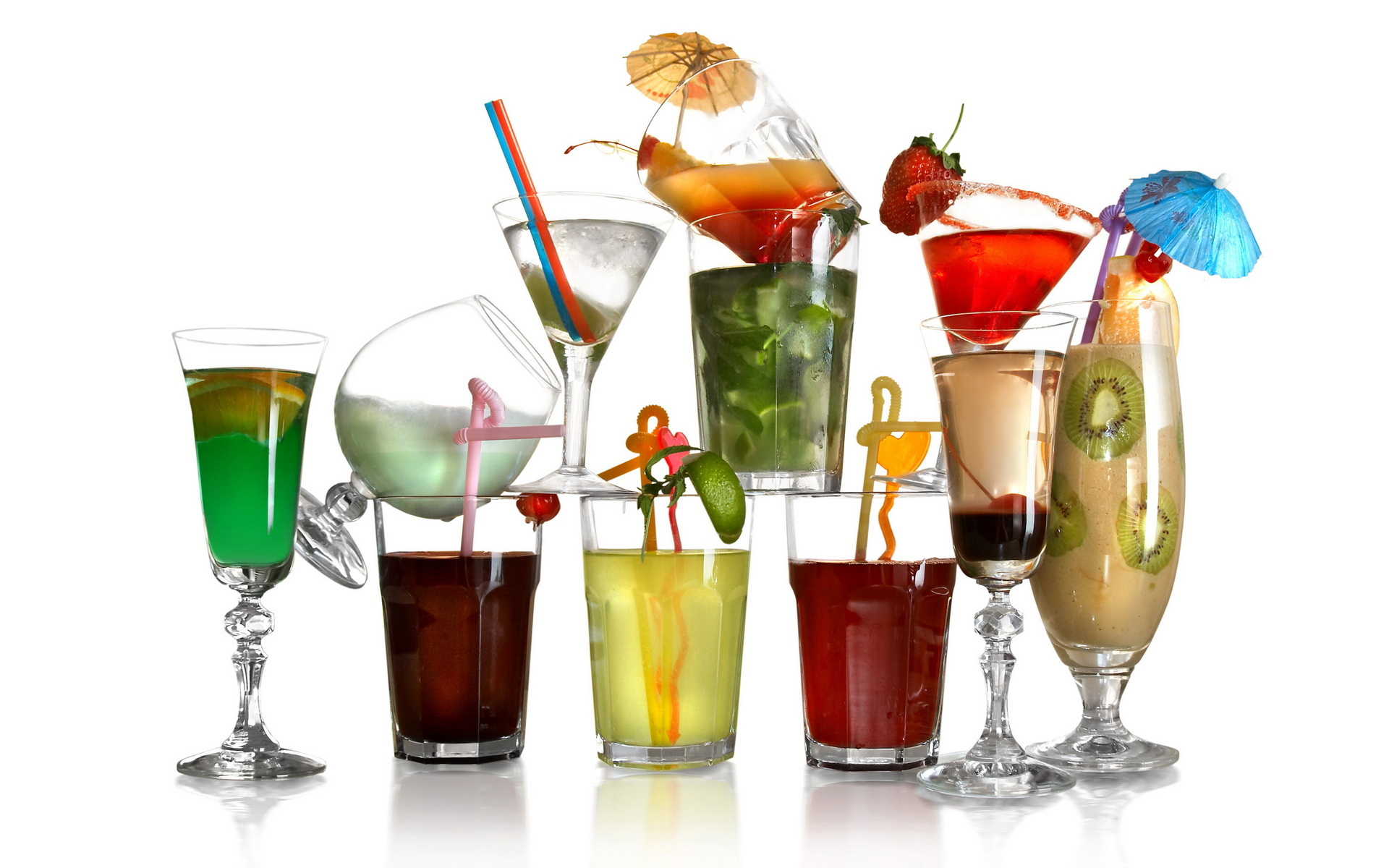 Food Cocktail Wallpaper