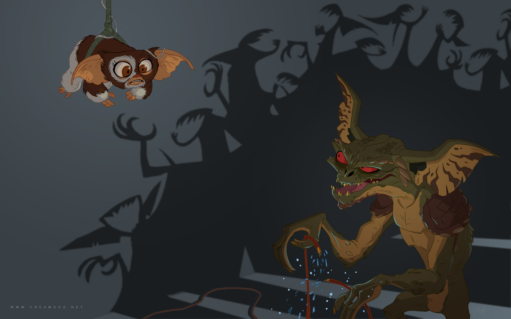 Gremlins Wallpaper