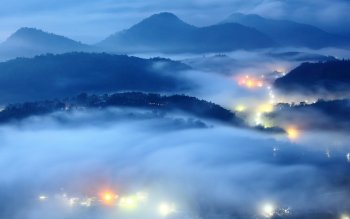 Earth - Fog Wallpapers and Backgrounds ID : 219302