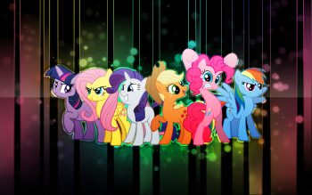 Cartoon - My Little Pony Wallpapers and Backgrounds ID : 220090