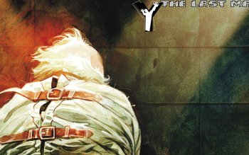 Comics - Y: The Last Man Wallpapers and Backgrounds ID : 220562