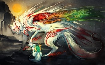 Video Game - Okami Wallpapers and Backgrounds ID : 221152