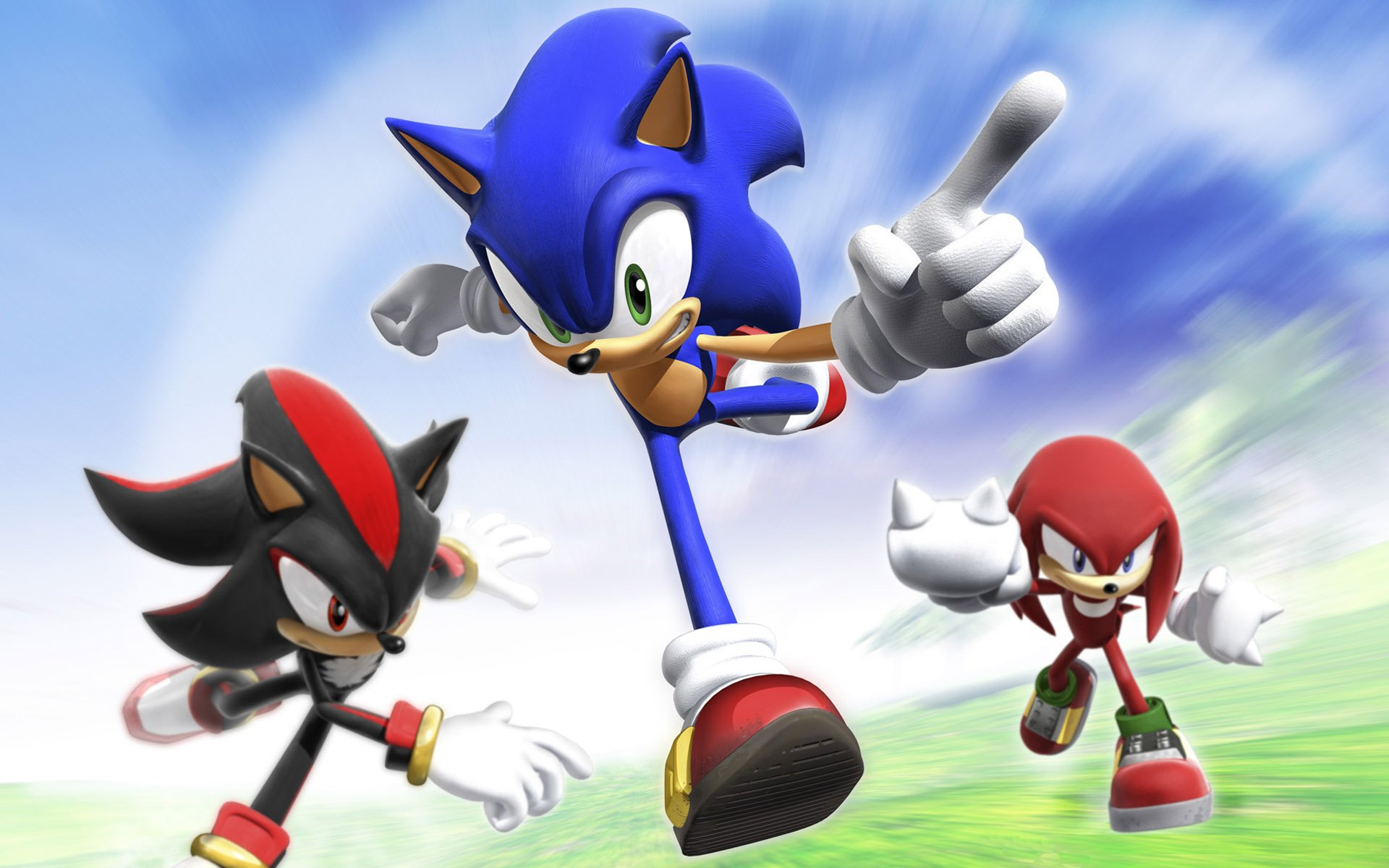 7 Sonic Rivals Hd Wallpapers Background Images Wallpaper Abyss