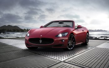 Vehicles - Maserati Wallpapers and Backgrounds ID : 222240