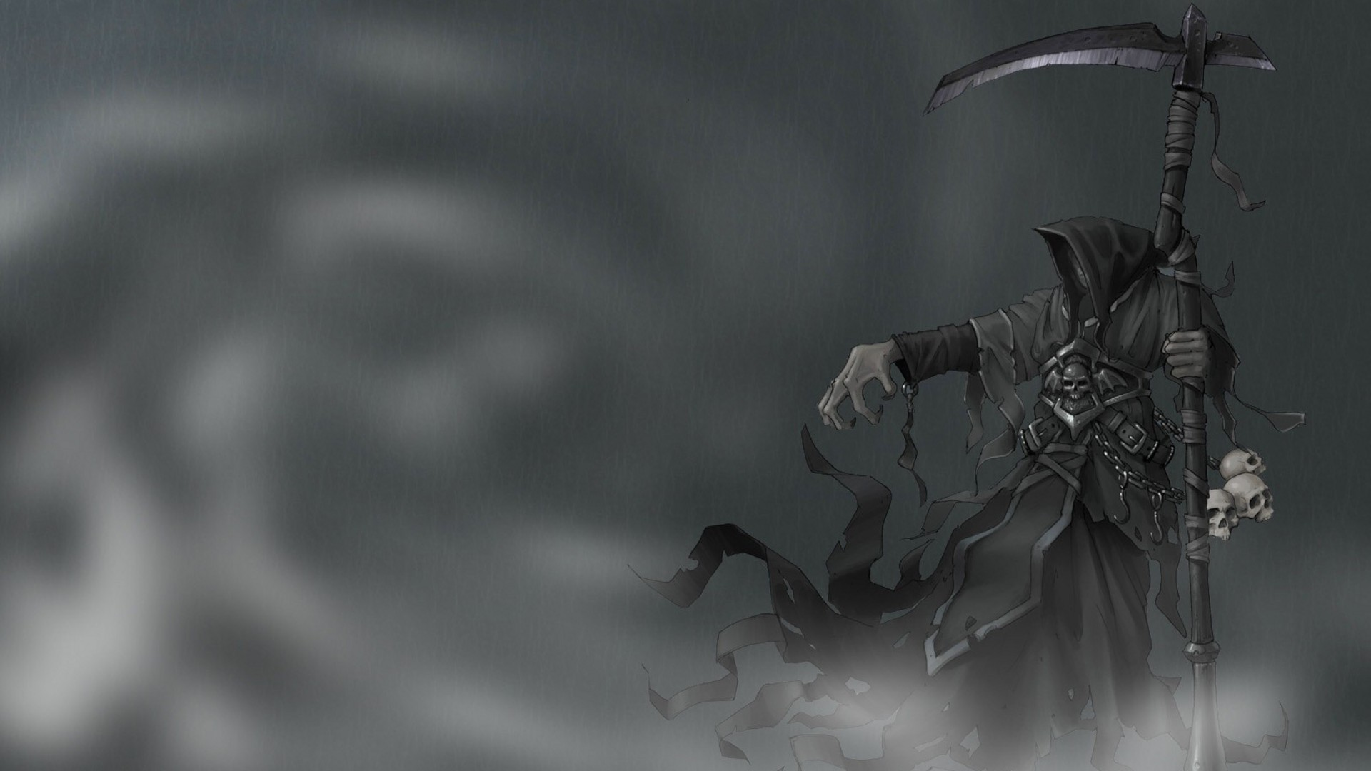 Grim Reaper Full HD Wallpaper and Background Image ...
