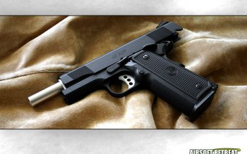 Weapons - Airsoft Pistol Wallpapers and Backgrounds ID : 223420