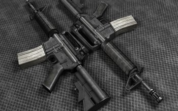 Weapons - Assault Rifle Wallpapers and Backgrounds ID : 223432