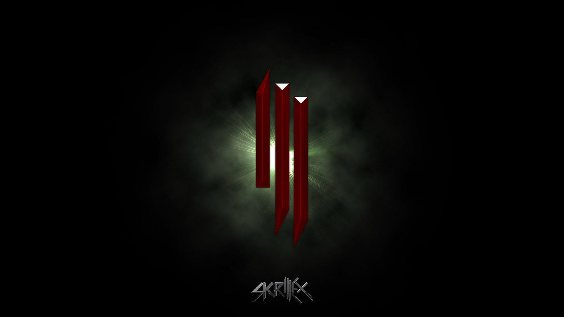 Music - Skrillex  Dubstep Trance Music Wallpaper