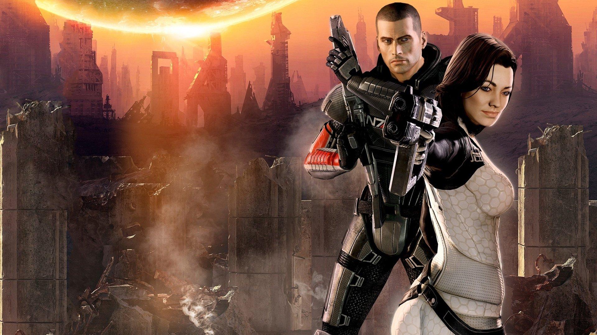 Mass Effect 2 HD Wallpaper | Background Image | 1920x1080 ...