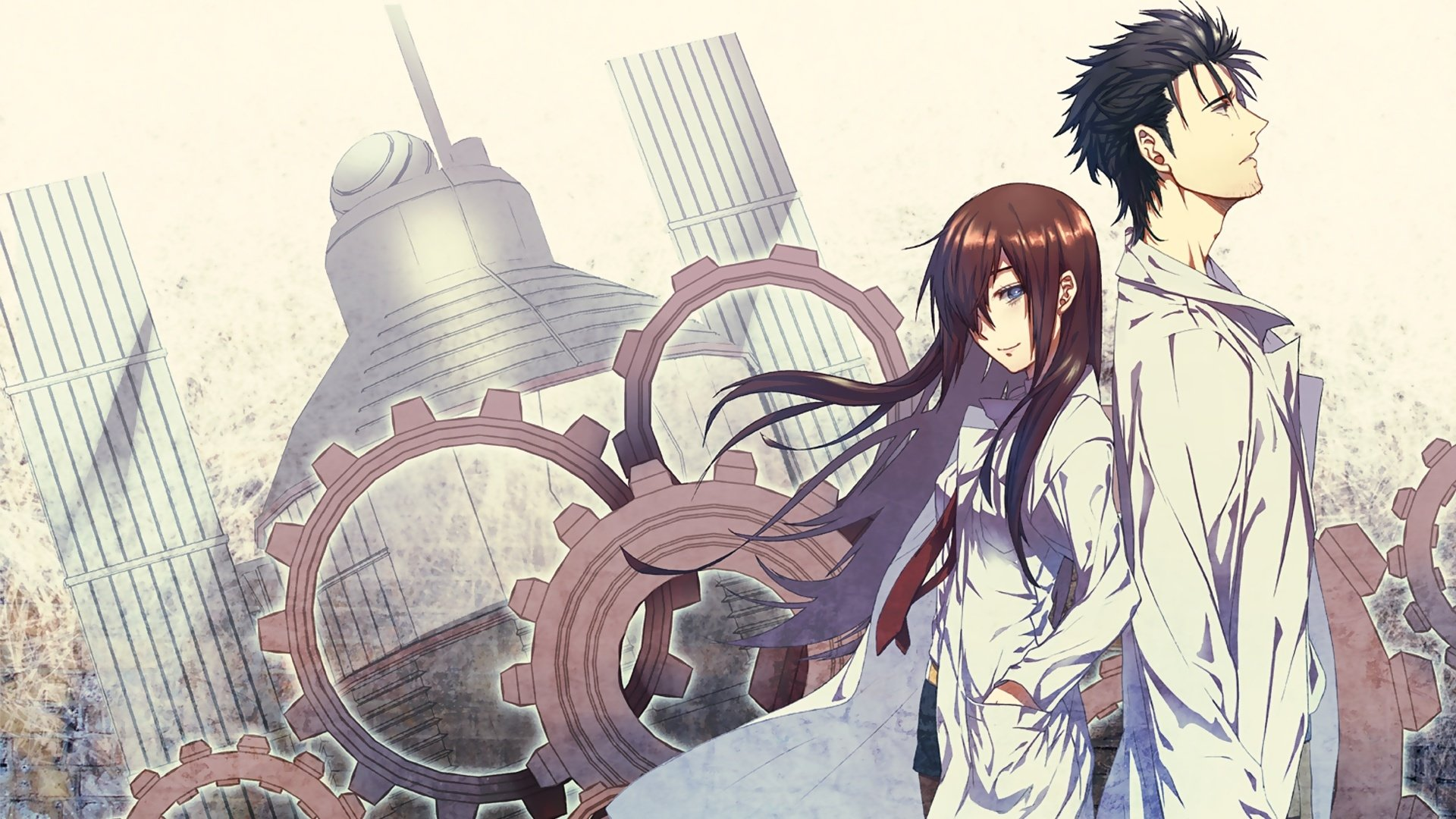 545 Steins Gate Hd Wallpapers Background Images Wallpaper Abyss