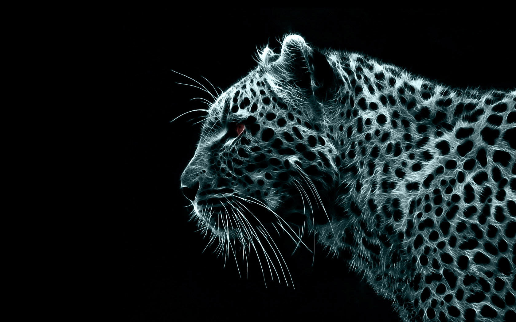 Animal - Artistic  Wallpaper