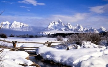 Earth - Winter Wallpapers and Backgrounds ID : 22562