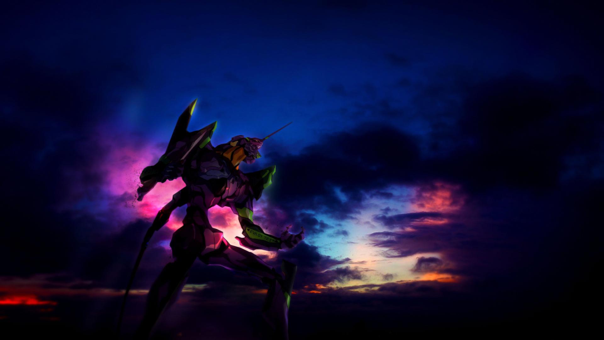 evangelion wallpaper hd anime - photo #10