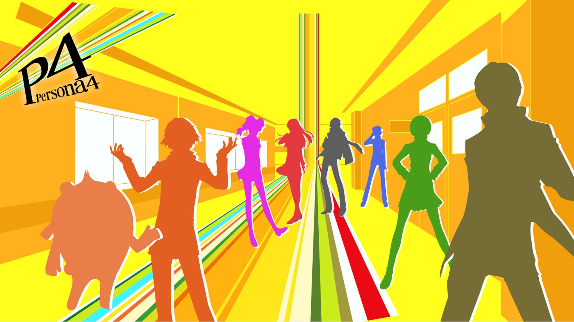 Video Game - Persona 4  Wallpaper