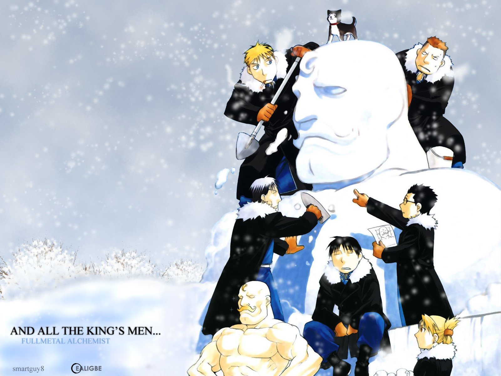 953 Fullmetal Alchemist Hd Wallpapers Background Images