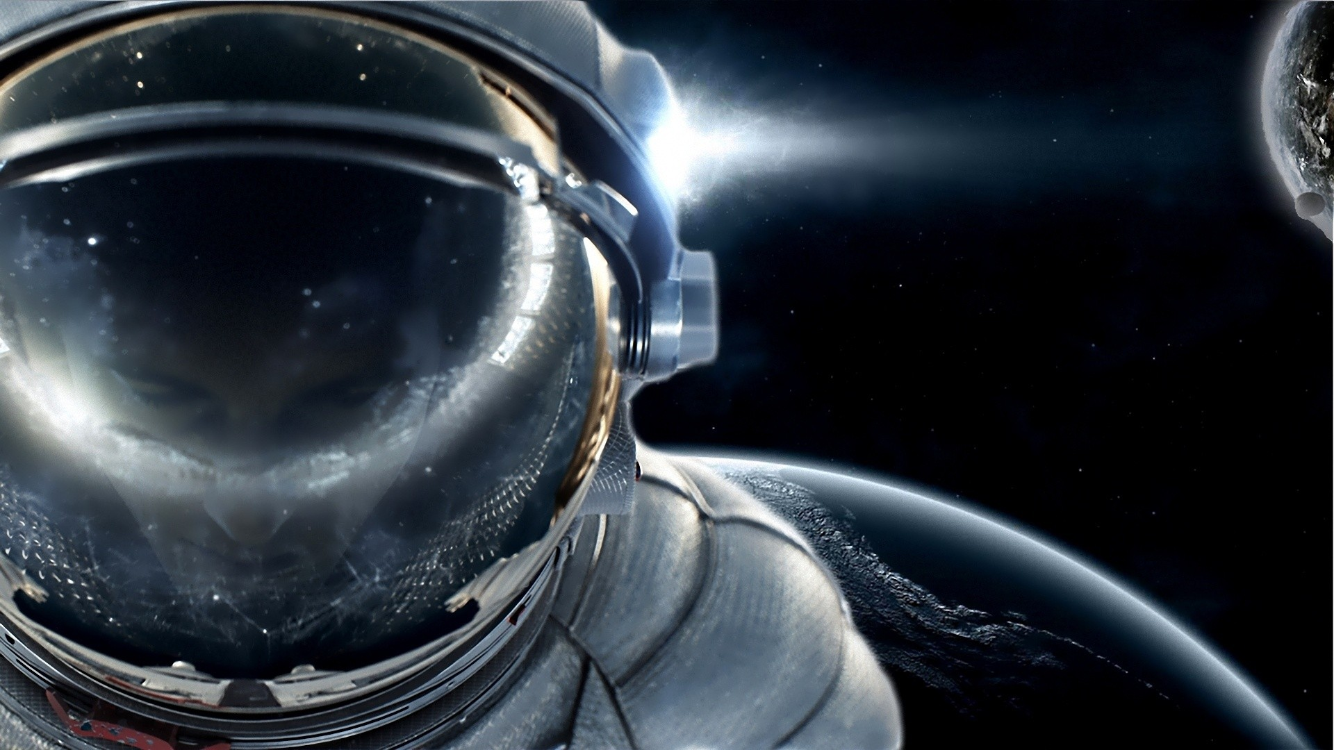 125 Astronaut HD Wallpapers