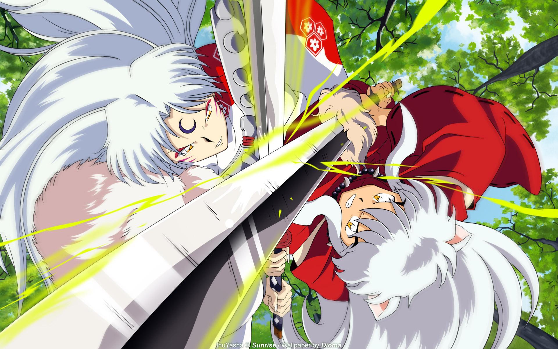 Inuyasha full hd wallpaper and background image - Sesshomaru inuyasha wallpaper ...