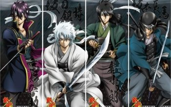 358 Gintama HD Wallpapers