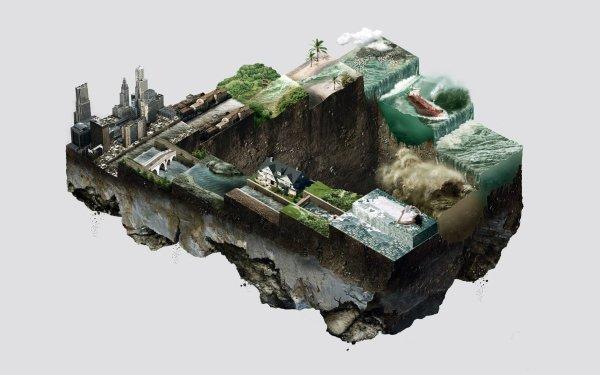 Artistic 3D Art HD Wallpaper   Background Image