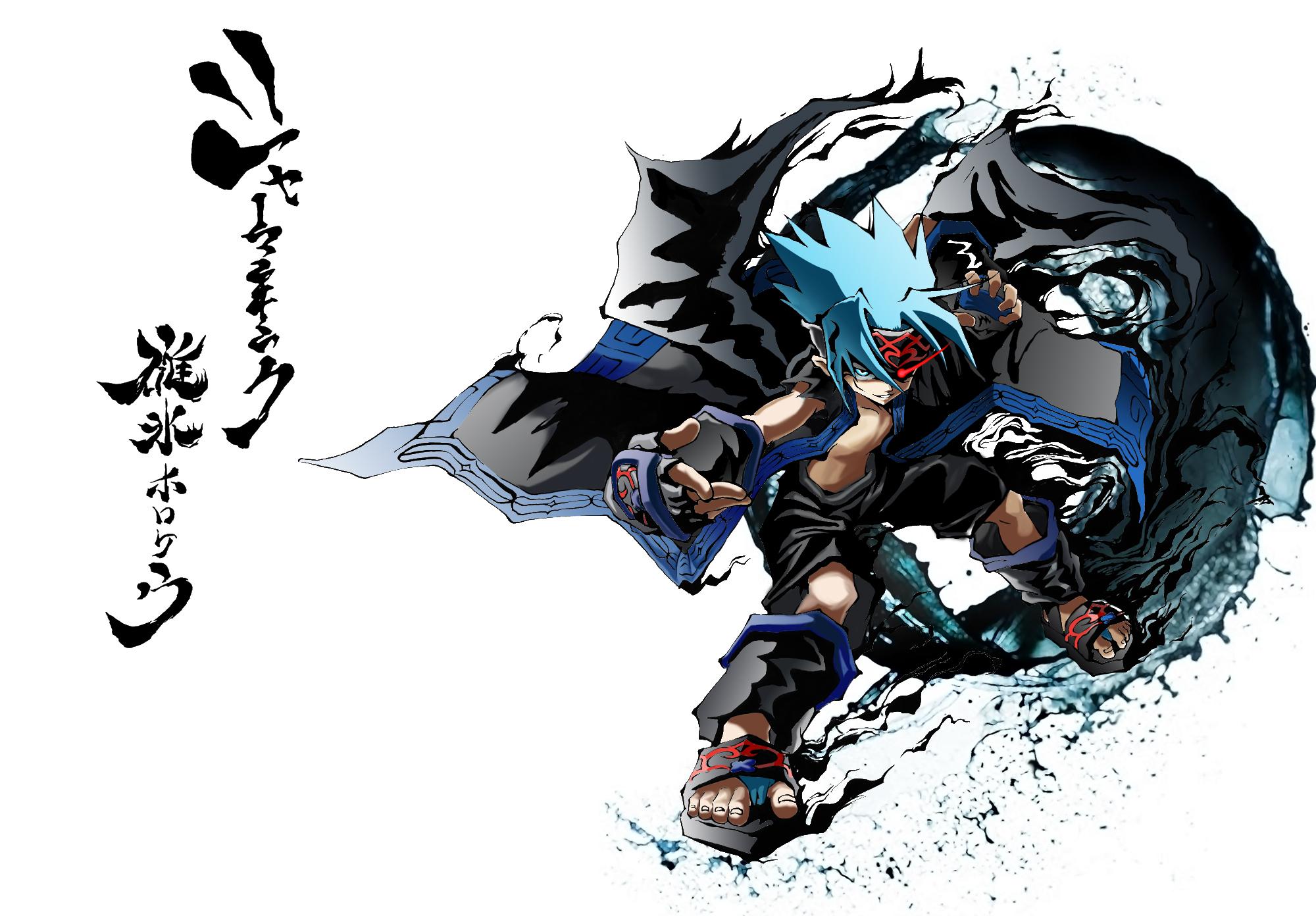 Shaman king hd wallpaper background image 2000x1392 - Wallpaper anime hd untuk pc ...