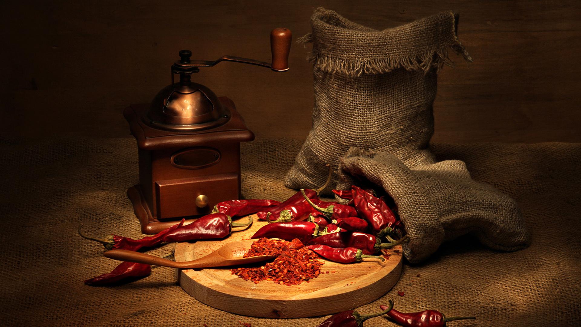 Food - Pepper  Wallpaper