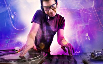 Music - DJ Wallpapers and Backgrounds ID : 228792