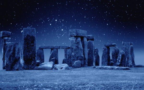Man Made Stonehenge  HD Wallpaper   Background Image