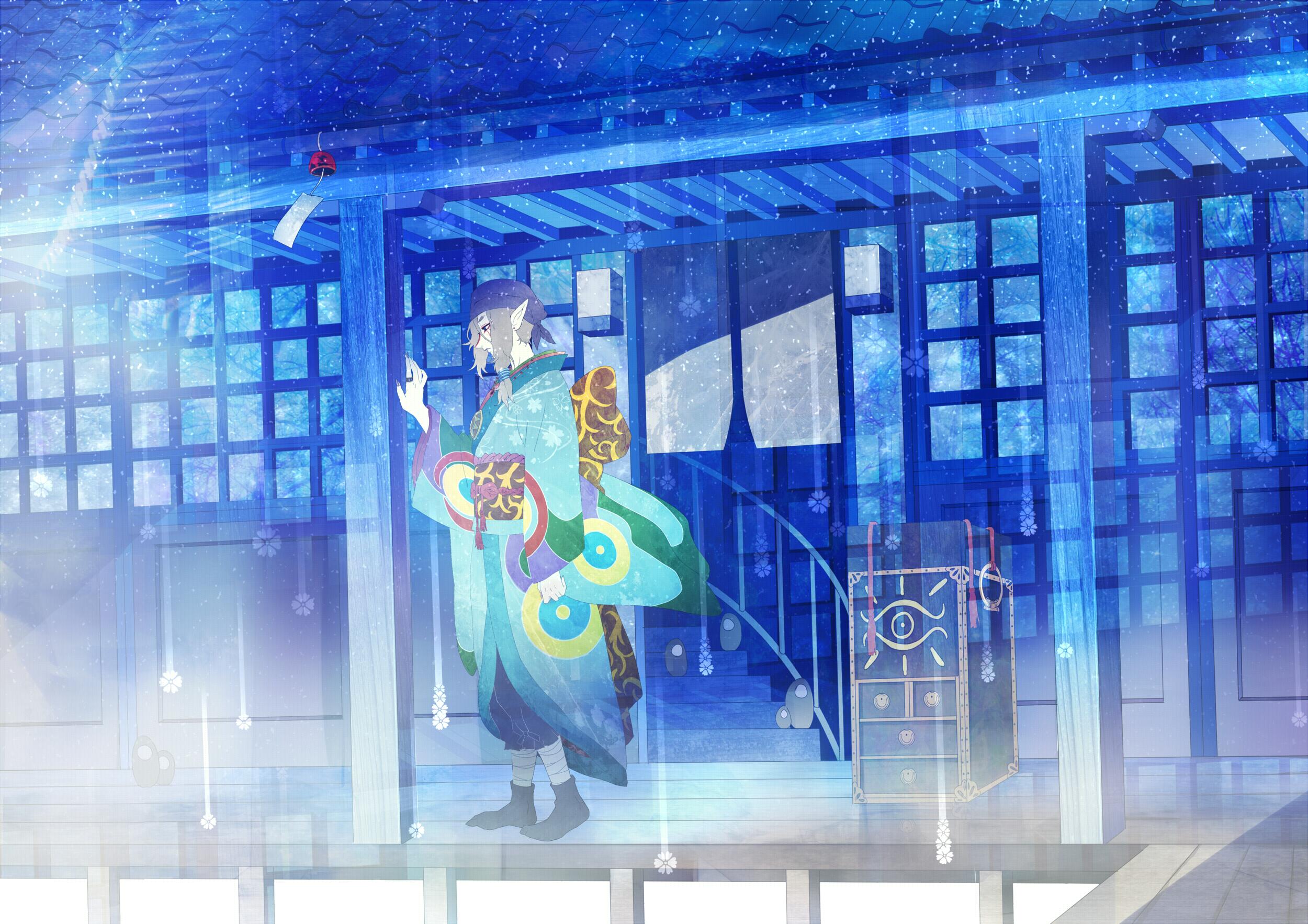 Anime - Mononoke  Wallpaper
