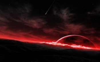 Science Fiction - Planet Rise Wallpapers and Backgrounds ID : 229012