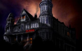 Dark - Haunted Wallpapers and Backgrounds ID : 229240
