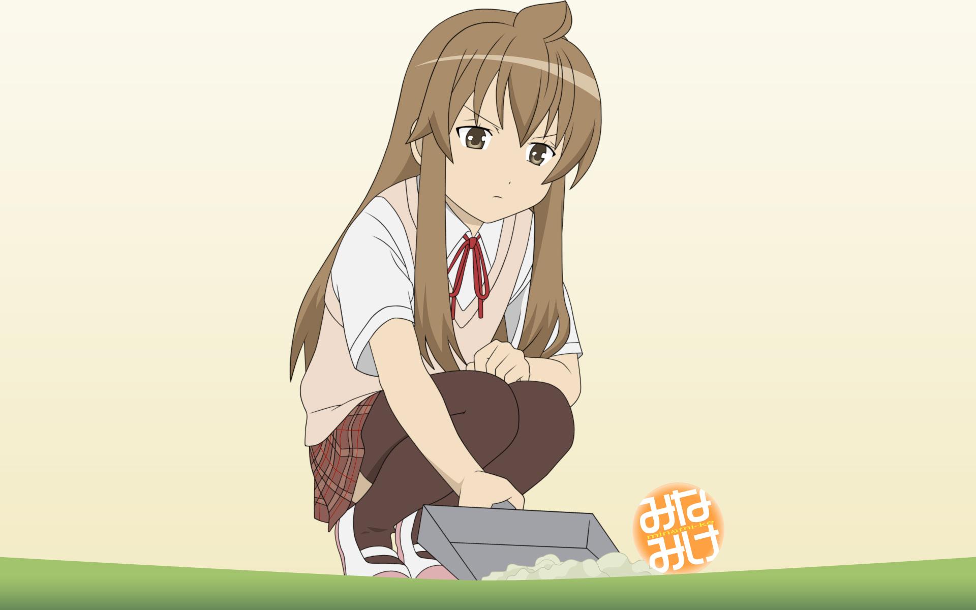 Anime - Minami-ke  Wallpaper